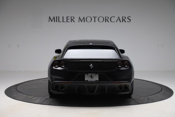 Used 2018 Ferrari GTC4Lusso for sale $209,900 at Alfa Romeo of Greenwich in Greenwich CT 06830 6