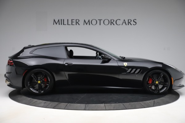 Used 2018 Ferrari GTC4Lusso for sale $209,900 at Alfa Romeo of Greenwich in Greenwich CT 06830 9