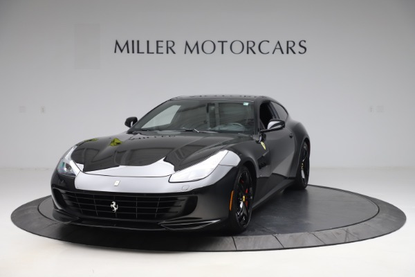 Used 2018 Ferrari GTC4Lusso for sale $209,900 at Alfa Romeo of Greenwich in Greenwich CT 06830 1