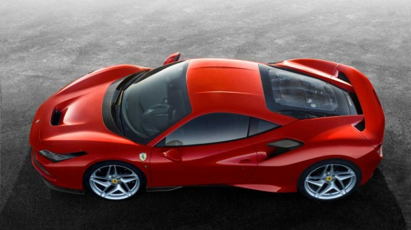 New 2020 Ferrari F8 Tributo for sale Call for price at Alfa Romeo of Greenwich in Greenwich CT 06830 2
