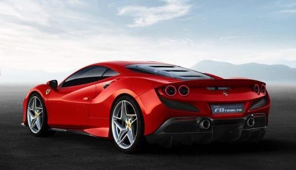 New 2021 Ferrari F8 Tributo for sale Call for price at Alfa Romeo of Greenwich in Greenwich CT 06830 3