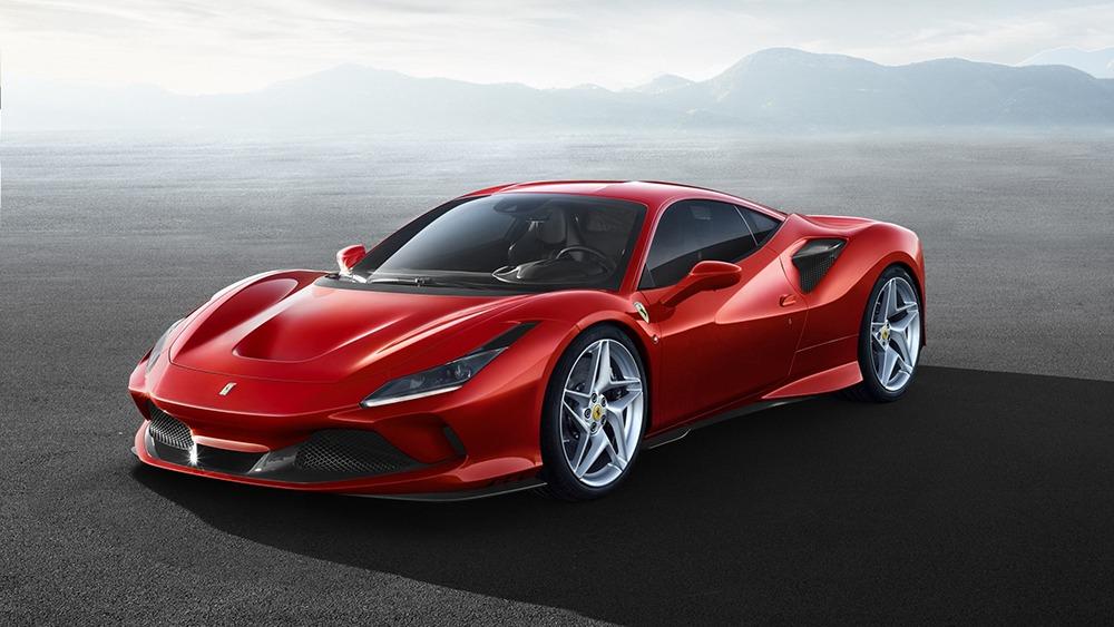 New 2020 Ferrari F8 Tributo for sale Call for price at Alfa Romeo of Greenwich in Greenwich CT 06830 1
