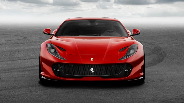 New 2021 Ferrari 812 Superfast for sale Call for price at Alfa Romeo of Greenwich in Greenwich CT 06830 4