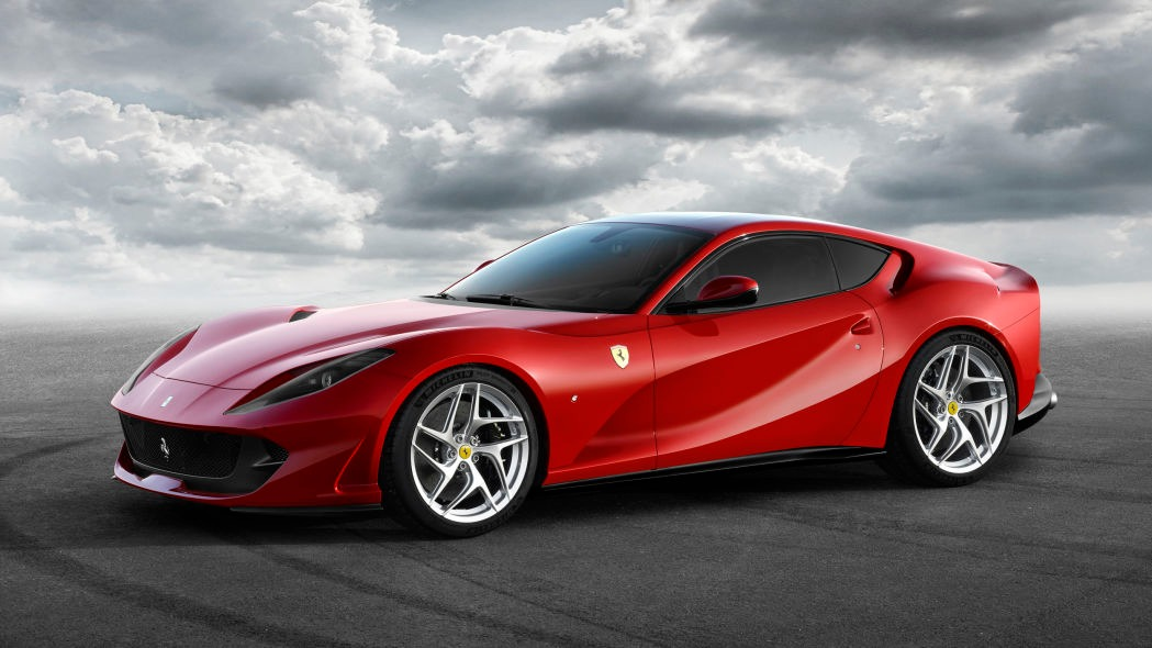 New 2020 Ferrari 812 Superfast for sale Call for price at Alfa Romeo of Greenwich in Greenwich CT 06830 1