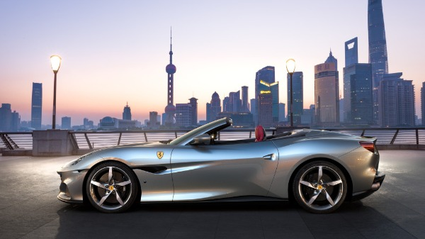 New 2020 Ferrari Portofino for sale Call for price at Alfa Romeo of Greenwich in Greenwich CT 06830 2