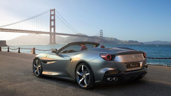 New 2020 Ferrari Portofino for sale Call for price at Alfa Romeo of Greenwich in Greenwich CT 06830 3