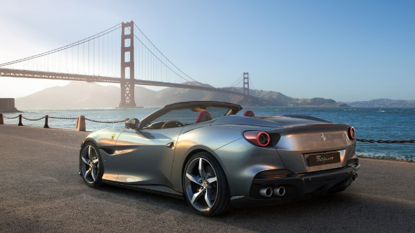 New 2022 Ferrari Portofino M for sale Call for price at Alfa Romeo of Greenwich in Greenwich CT 06830 3