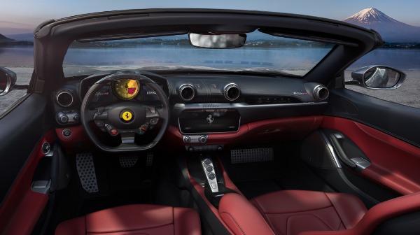 New 2020 Ferrari Portofino for sale Call for price at Alfa Romeo of Greenwich in Greenwich CT 06830 4