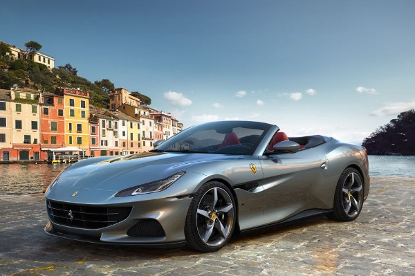 New 2020 Ferrari Portofino for sale Call for price at Alfa Romeo of Greenwich in Greenwich CT 06830 1