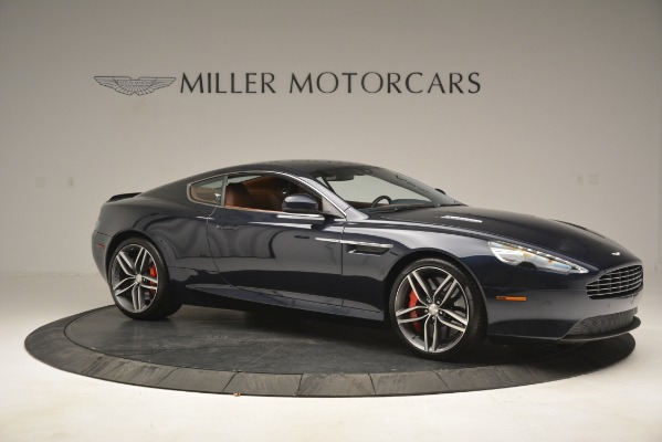 Used 2014 Aston Martin DB9 Coupe for sale Sold at Alfa Romeo of Greenwich in Greenwich CT 06830 10