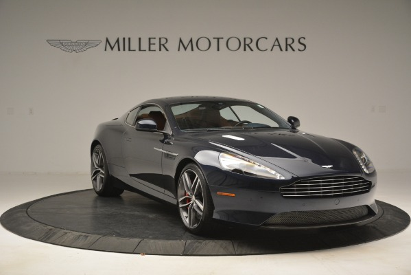 Used 2014 Aston Martin DB9 Coupe for sale Sold at Alfa Romeo of Greenwich in Greenwich CT 06830 11