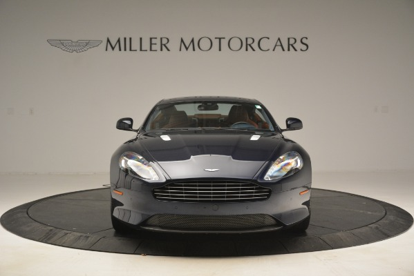 Used 2014 Aston Martin DB9 Coupe for sale Sold at Alfa Romeo of Greenwich in Greenwich CT 06830 12