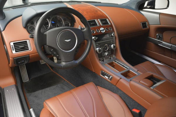 Used 2014 Aston Martin DB9 Coupe for sale Sold at Alfa Romeo of Greenwich in Greenwich CT 06830 14