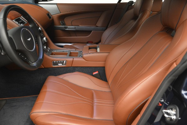 Used 2014 Aston Martin DB9 Coupe for sale Sold at Alfa Romeo of Greenwich in Greenwich CT 06830 15