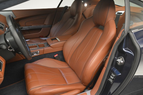 Used 2014 Aston Martin DB9 Coupe for sale Sold at Alfa Romeo of Greenwich in Greenwich CT 06830 16