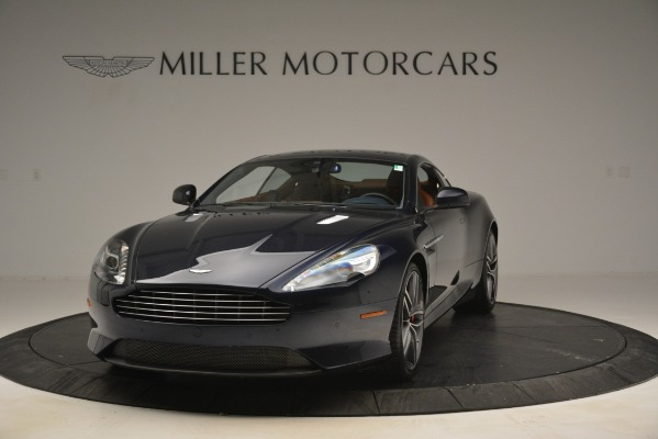 Used 2014 Aston Martin DB9 Coupe for sale Sold at Alfa Romeo of Greenwich in Greenwich CT 06830 2