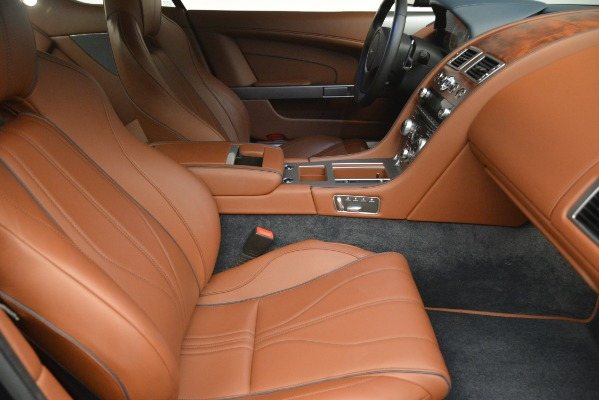 Used 2014 Aston Martin DB9 Coupe for sale Sold at Alfa Romeo of Greenwich in Greenwich CT 06830 21