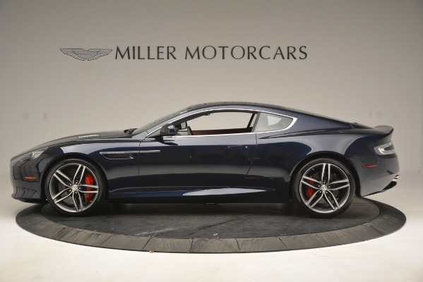 Used 2014 Aston Martin DB9 Coupe for sale Sold at Alfa Romeo of Greenwich in Greenwich CT 06830 3