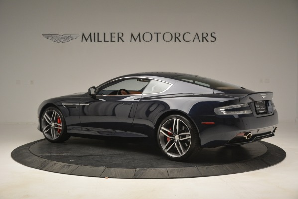 Used 2014 Aston Martin DB9 Coupe for sale Sold at Alfa Romeo of Greenwich in Greenwich CT 06830 4