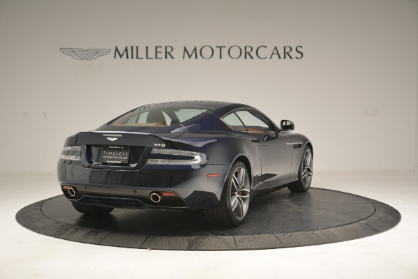 Used 2014 Aston Martin DB9 Coupe for sale Sold at Alfa Romeo of Greenwich in Greenwich CT 06830 7