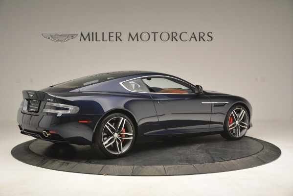 Used 2014 Aston Martin DB9 Coupe for sale Sold at Alfa Romeo of Greenwich in Greenwich CT 06830 8