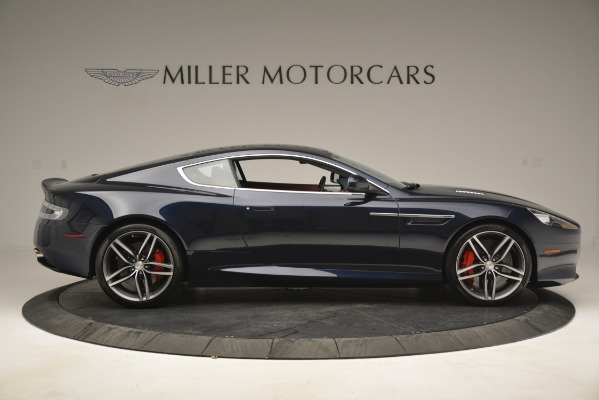 Used 2014 Aston Martin DB9 Coupe for sale Sold at Alfa Romeo of Greenwich in Greenwich CT 06830 9