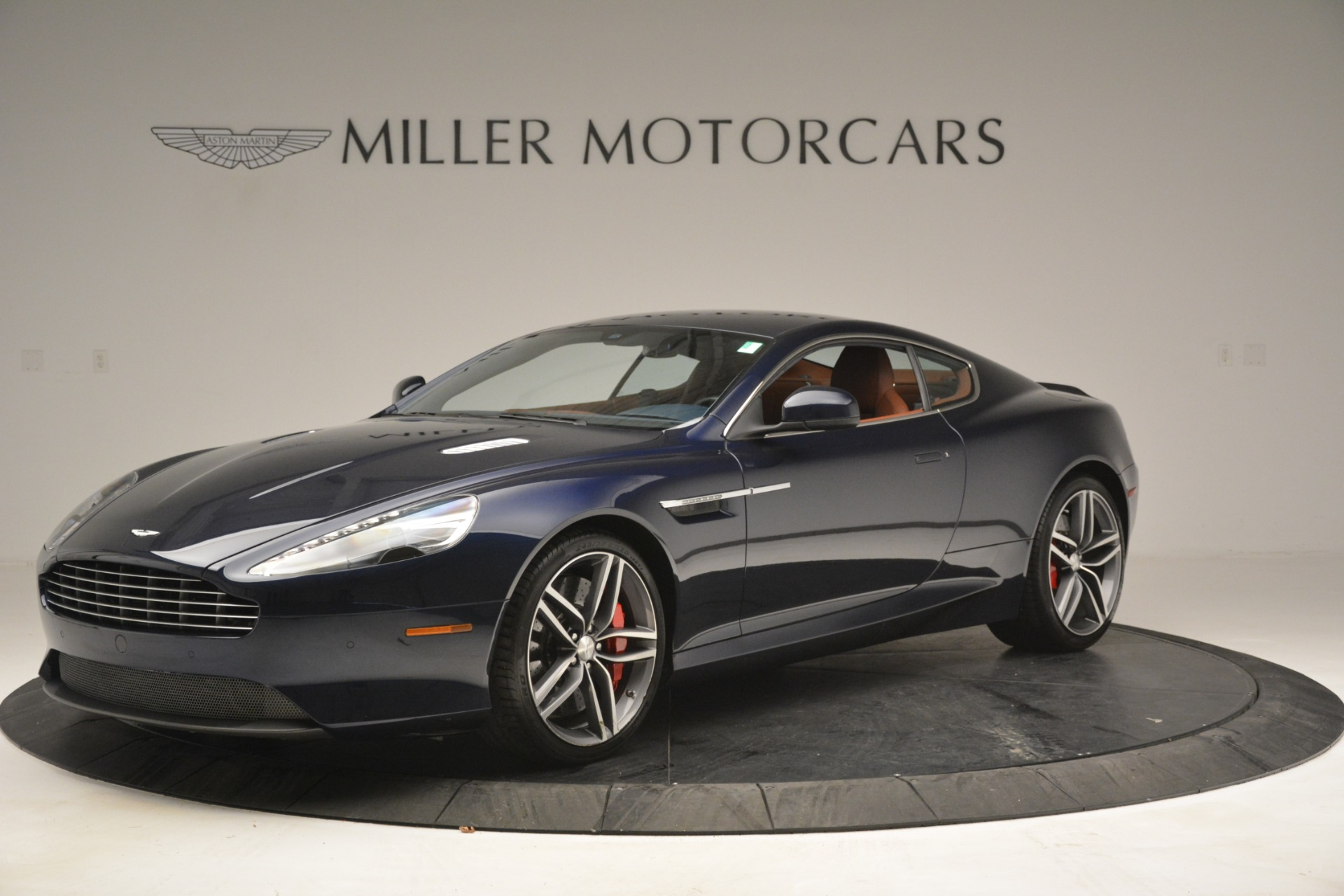 Used 2014 Aston Martin DB9 Coupe for sale Sold at Alfa Romeo of Greenwich in Greenwich CT 06830 1