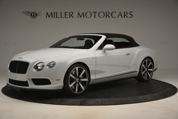 Used 2014 Bentley Continental GT V8 S for sale Sold at Alfa Romeo of Greenwich in Greenwich CT 06830 13