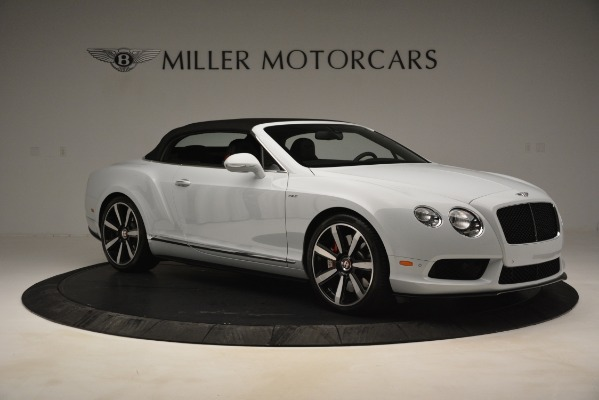 Used 2014 Bentley Continental GT V8 S for sale Sold at Alfa Romeo of Greenwich in Greenwich CT 06830 17