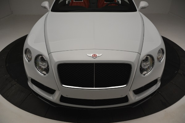 Used 2014 Bentley Continental GT V8 S for sale Sold at Alfa Romeo of Greenwich in Greenwich CT 06830 18