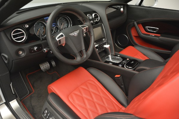 Used 2014 Bentley Continental GT V8 S for sale Sold at Alfa Romeo of Greenwich in Greenwich CT 06830 23