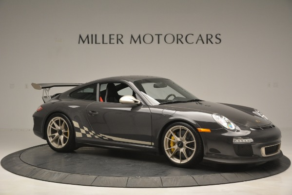 Used 2011 Porsche 911 GT3 RS for sale Sold at Alfa Romeo of Greenwich in Greenwich CT 06830 10
