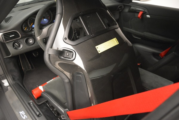 Used 2011 Porsche 911 GT3 RS for sale Sold at Alfa Romeo of Greenwich in Greenwich CT 06830 21