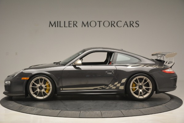 Used 2011 Porsche 911 GT3 RS for sale Sold at Alfa Romeo of Greenwich in Greenwich CT 06830 3