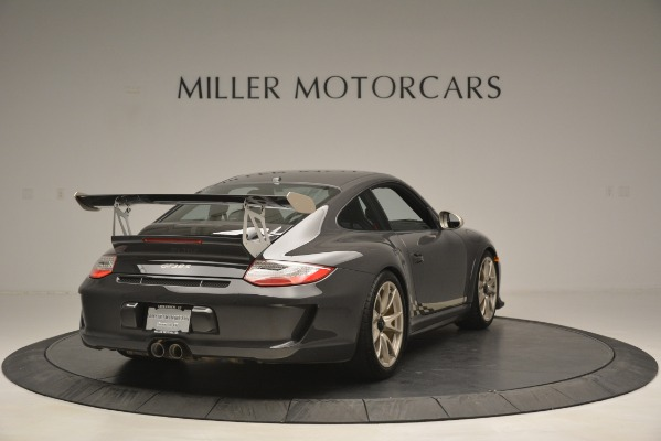 Used 2011 Porsche 911 GT3 RS for sale Sold at Alfa Romeo of Greenwich in Greenwich CT 06830 7