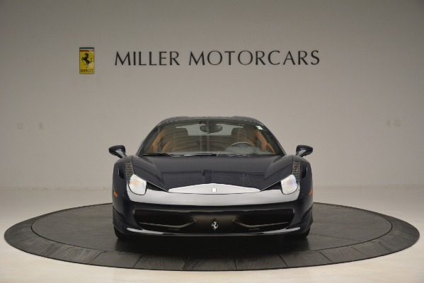 Used 2014 Ferrari 458 Spider for sale Sold at Alfa Romeo of Greenwich in Greenwich CT 06830 24