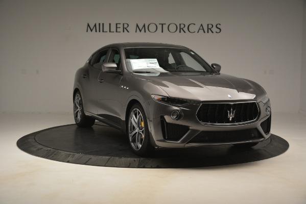 New 2019 Maserati Levante GTS for sale Sold at Alfa Romeo of Greenwich in Greenwich CT 06830 11