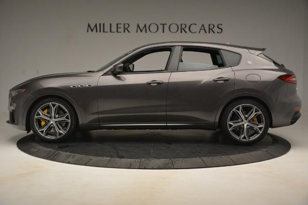 New 2019 Maserati Levante GTS for sale Sold at Alfa Romeo of Greenwich in Greenwich CT 06830 3