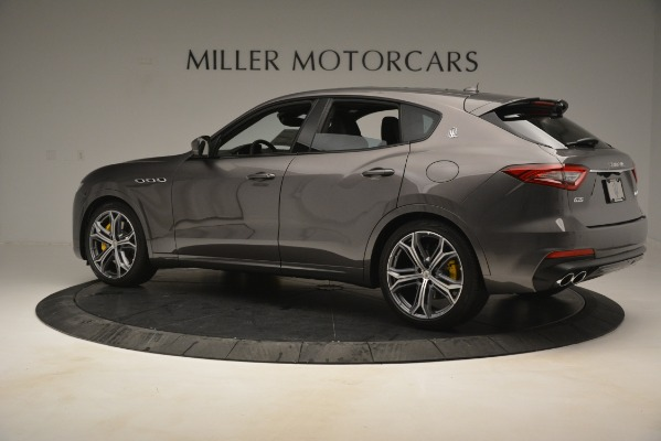 New 2019 Maserati Levante GTS for sale Sold at Alfa Romeo of Greenwich in Greenwich CT 06830 4