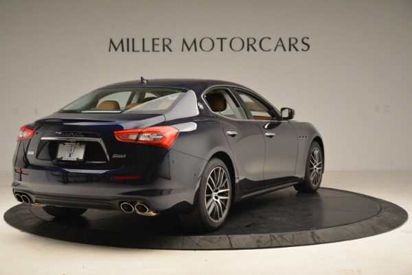 Used 2019 Maserati Ghibli S Q4 for sale Sold at Alfa Romeo of Greenwich in Greenwich CT 06830 7