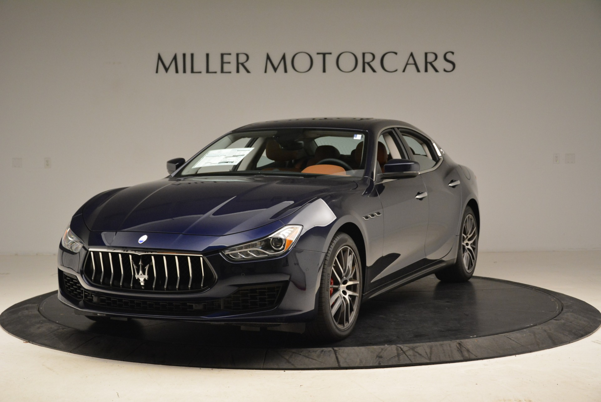 Used 2019 Maserati Ghibli S Q4 for sale Sold at Alfa Romeo of Greenwich in Greenwich CT 06830 1