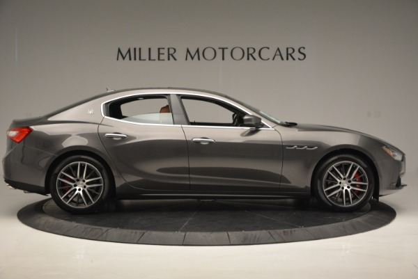 New 2019 Maserati Ghibli S Q4 for sale Sold at Alfa Romeo of Greenwich in Greenwich CT 06830 8