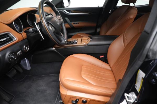 New 2019 Maserati Ghibli S Q4 for sale Sold at Alfa Romeo of Greenwich in Greenwich CT 06830 14