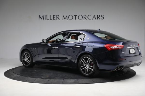 New 2019 Maserati Ghibli S Q4 for sale Sold at Alfa Romeo of Greenwich in Greenwich CT 06830 4