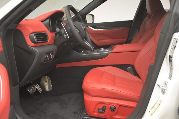 New 2019 Maserati Levante S Q4 GranSport for sale $104,125 at Alfa Romeo of Greenwich in Greenwich CT 06830 14