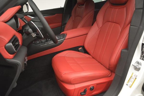 New 2019 Maserati Levante S Q4 GranSport for sale $104,125 at Alfa Romeo of Greenwich in Greenwich CT 06830 15