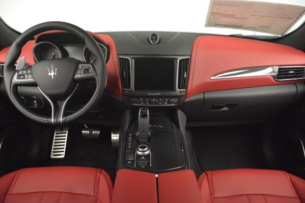 New 2019 Maserati Levante S Q4 GranSport for sale $104,125 at Alfa Romeo of Greenwich in Greenwich CT 06830 16