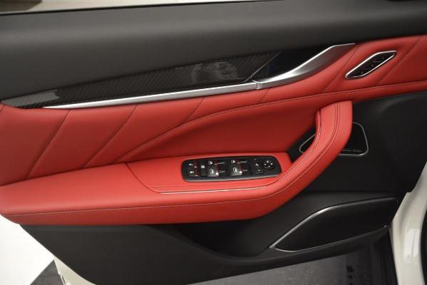 New 2019 Maserati Levante S Q4 GranSport for sale $104,125 at Alfa Romeo of Greenwich in Greenwich CT 06830 18