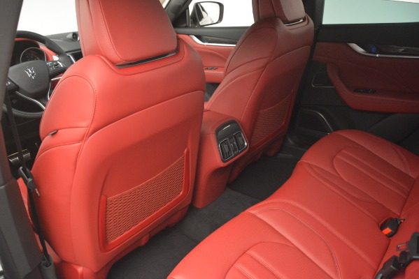 New 2019 Maserati Levante S Q4 GranSport for sale $104,125 at Alfa Romeo of Greenwich in Greenwich CT 06830 19