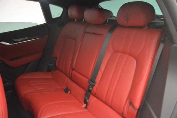 New 2019 Maserati Levante S Q4 GranSport for sale $104,125 at Alfa Romeo of Greenwich in Greenwich CT 06830 21